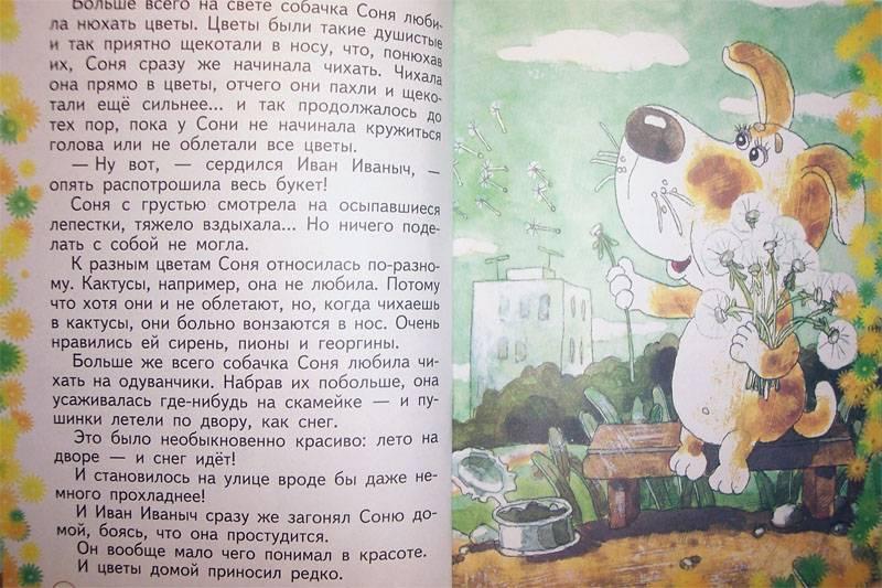 Иллюстрация 1 из 20 для Умная собачка Соня - Андрей Усачев   Лабиринт - книги. Источник: nasty