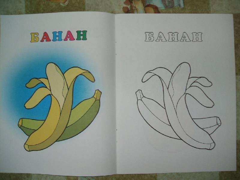 Иллюстрация 1 из 2 для Посмотри и раскрась (арбуз) | Лабиринт - книги. Источник: ashatan