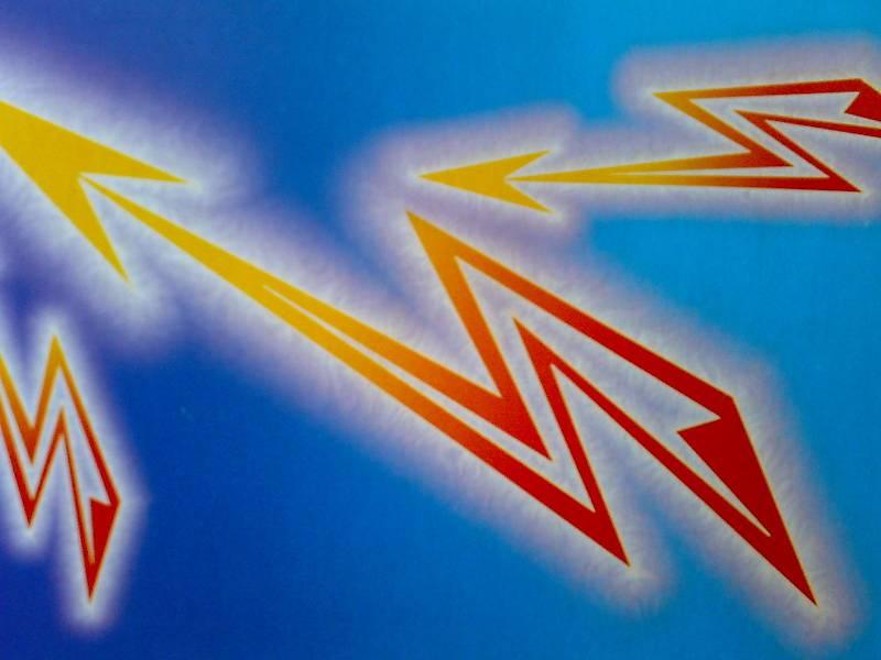 Иллюстрация 1 из 5 для Цветной картон фольгинированный А4 5 цветов Бесстрашный /С23801 | Лабиринт - канцтовы. Источник: Юлия7