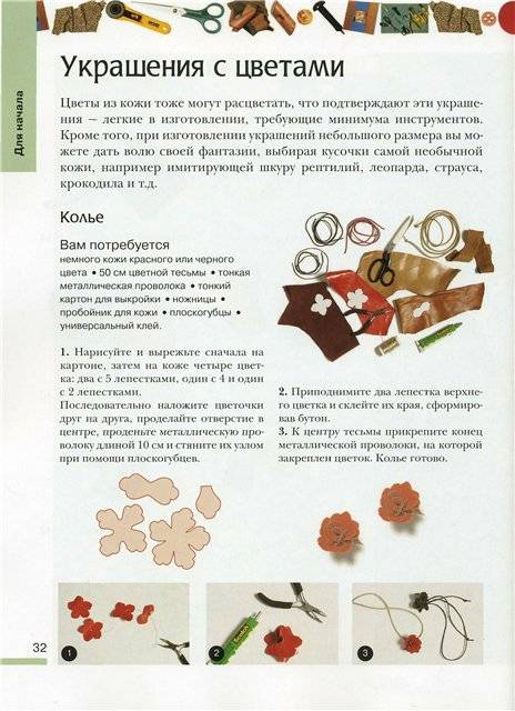 Иллюстрация 1 из 2 для Шьем из кожи: одежду, обувь, аксессуары - Даниэла Ченто | Лабиринт - книги. Источник: Panterra