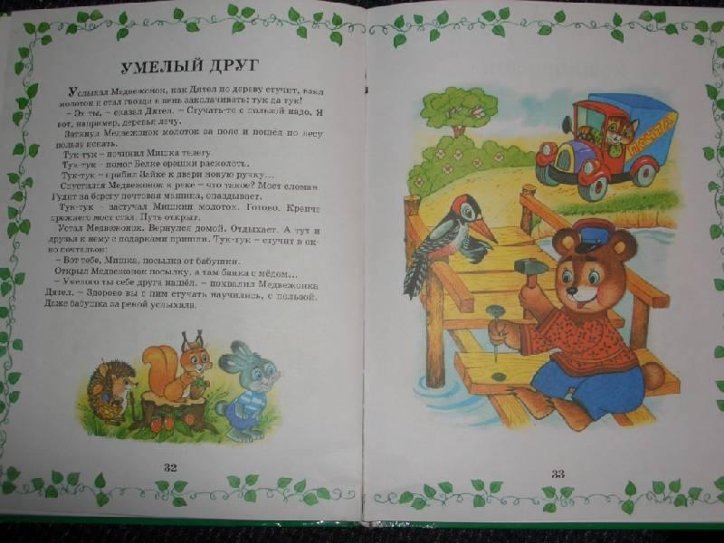 Иллюстрация 1 из 2 для Лесные сказки и загадки - Владимир Степанов | Лабиринт - книги. Источник: sher