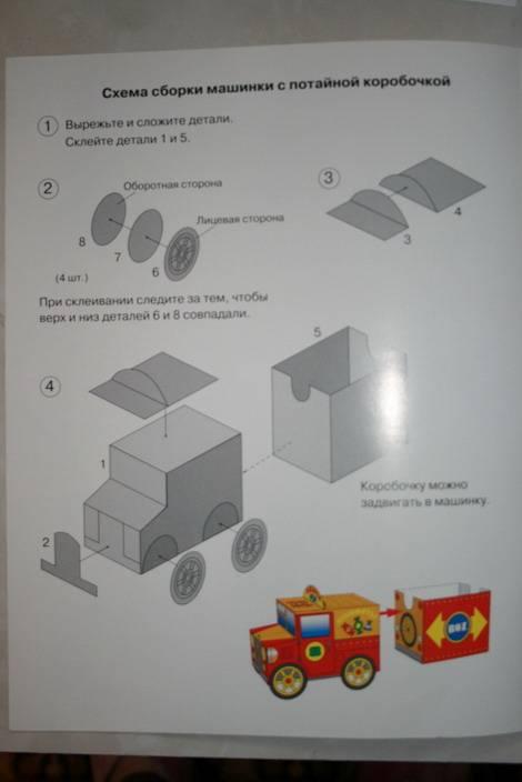 Иллюстрация 1 из 2 для Машинка и паровозик | Лабиринт - книги. Источник: Дерингер  Анна Борисовна