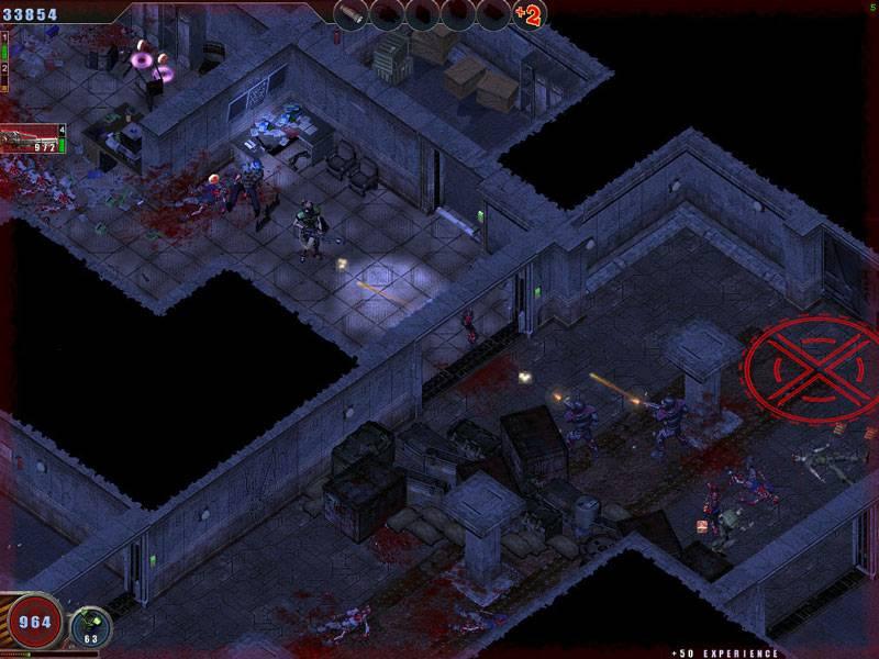 Иллюстрация 1 из 11 для Zombie Shooter (CDpc) | Лабиринт - софт. Источник: Юлия7
