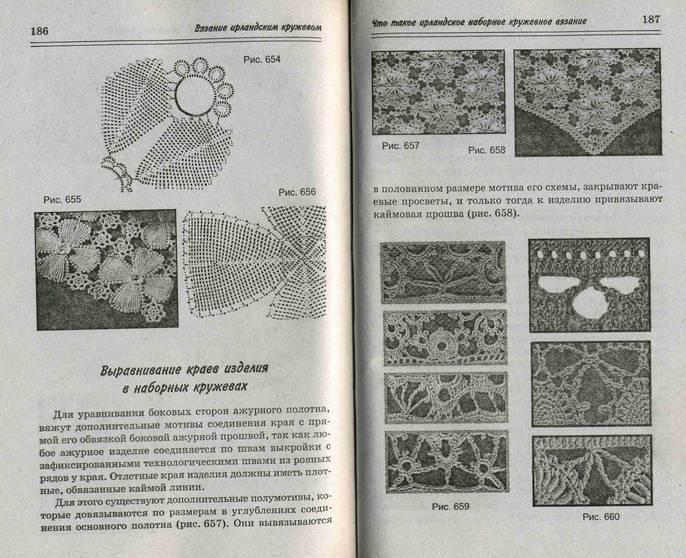 Иллюстрация 1 из 2 для Вязание ирландским кружевом - Татьяна Чижик | Лабиринт - книги. Источник: Panterra