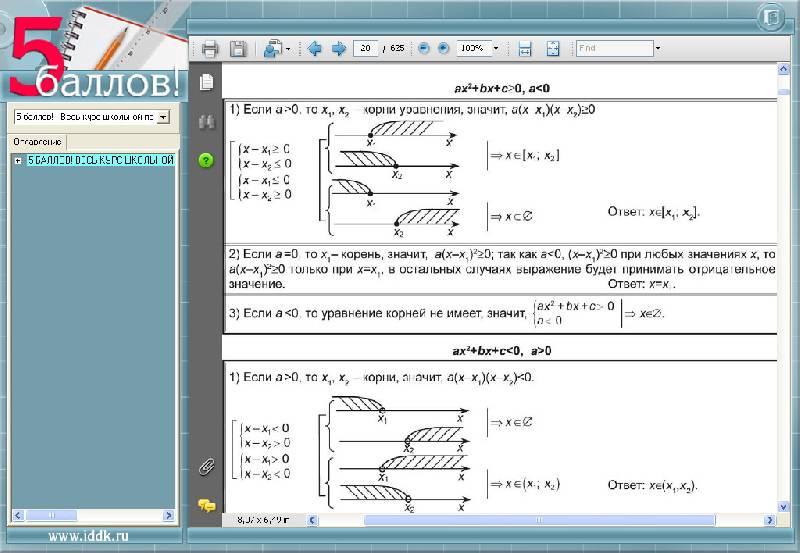 Иллюстрация 1 из 5 для Весь курс школьной программы в схемах и таблицах. Технические науки (CDpc) | Лабиринт - софт. Источник: МЕГ