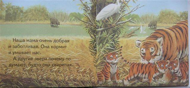 Иллюстрация 1 из 9 для Тигренок и его друзья - Динара Селиверстова   Лабиринт - книги. Источник: Юта