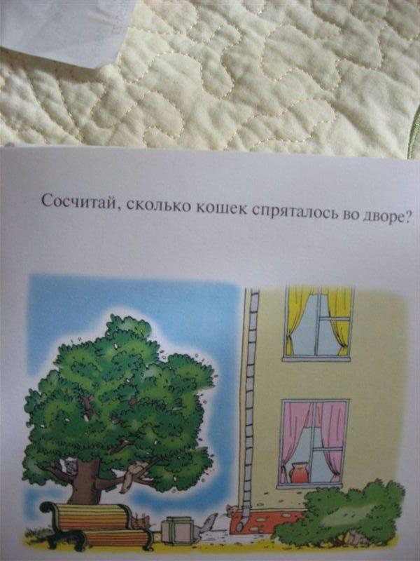 Иллюстрация 1 из 7 для Сосчитай-ка! - Наталья Павлова   Лабиринт - книги. Источник: Юта