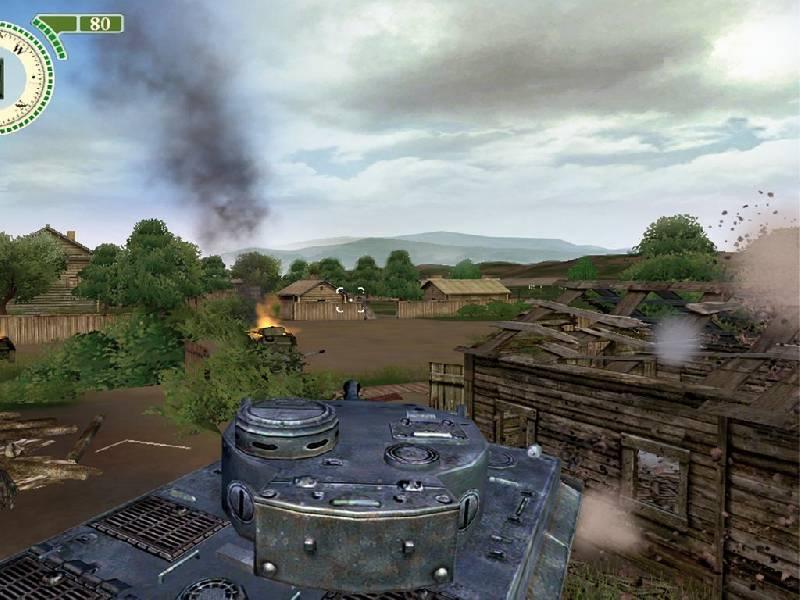 Иллюстрация 1 из 3 для Tank Combat: Танковый прорыв (CDpc) | Лабиринт - софт. Источник: Юлия7