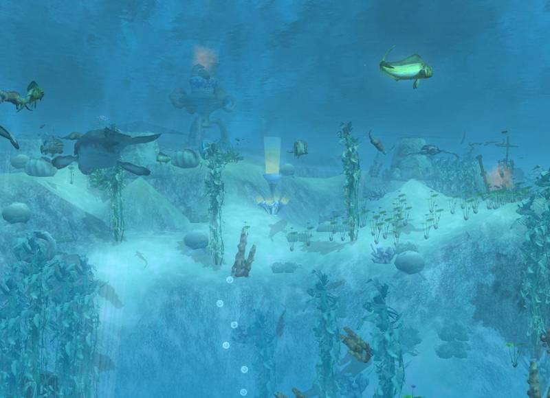 Иллюстрация 1 из 3 для WildLife Park 2. Морские приключения (DVDpc) | Лабиринт - софт. Источник: Юлия7