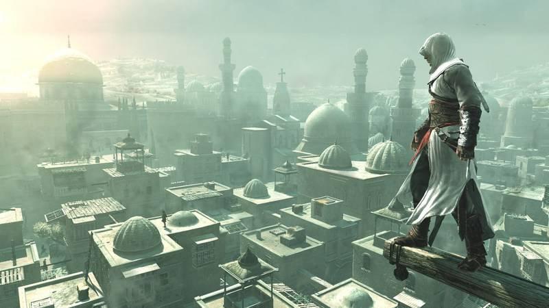 Иллюстрация 1 из 7 для Assassin's Creed Director's Cut Edition (DVDpc) | Лабиринт - софт. Источник: Юлия7