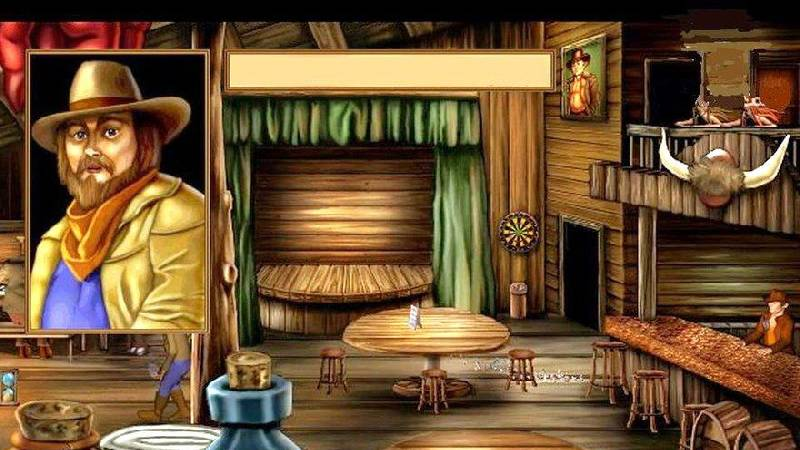 Иллюстрация 1 из 3 для Эл Эммо и сокровища Золотой шахты (DVDpc) | Лабиринт - софт. Источник: Юлия7