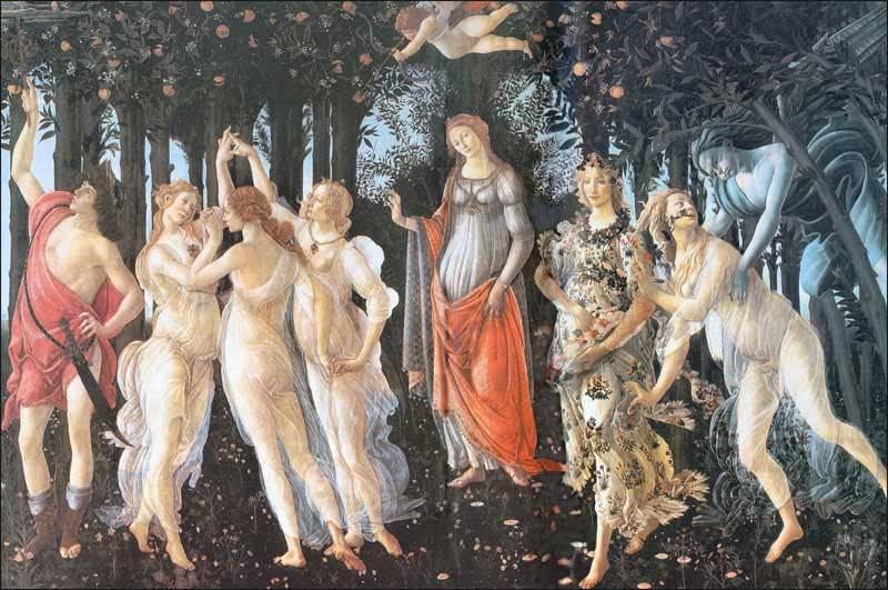 Иллюстрация 1 из 8 для Великие полотна. Живопись эпохи Возрождения (Интерактивный DVD) | Лабиринт - софт. Источник: Юлия7