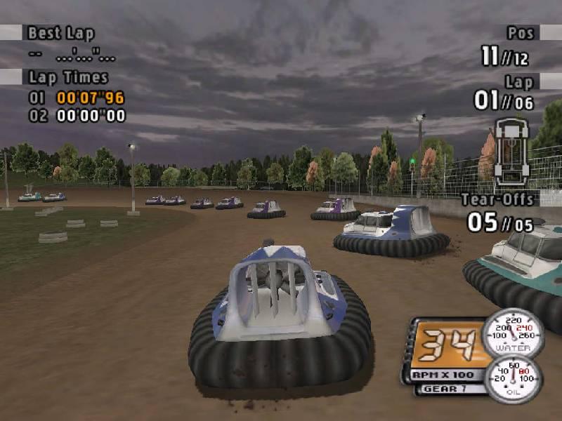 Иллюстрация 1 из 3 для Sprint Cars: Беспредельная скорость (CDpc) | Лабиринт - софт. Источник: Юлия7
