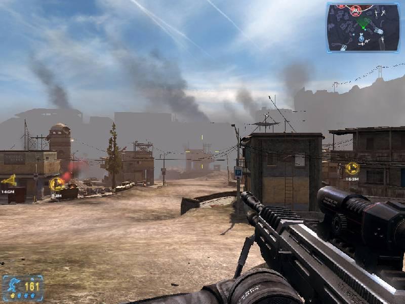 Иллюстрация 1 из 20 для Frontlines: Fuel of War (DVDpc) | Лабиринт - софт. Источник: Юлия7