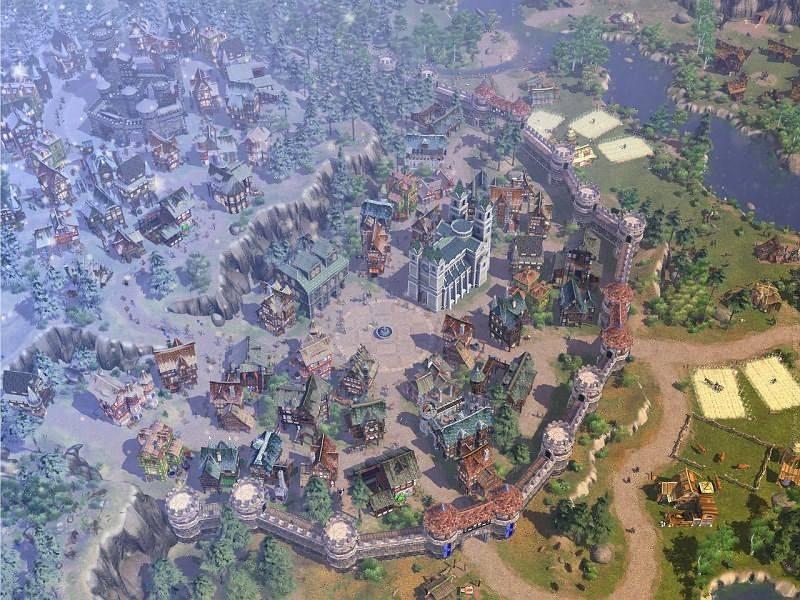 Иллюстрация 1 из 2 для The Settlers. Расцвет империи (DVDpc) | Лабиринт - софт. Источник: Юлия7