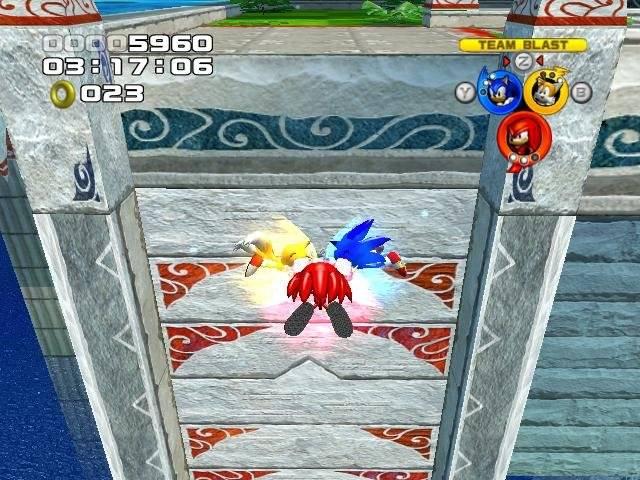 Иллюстрация 1 из 3 для Sonic Heroes (jewel) | Лабиринт - софт. Источник: Юлия7