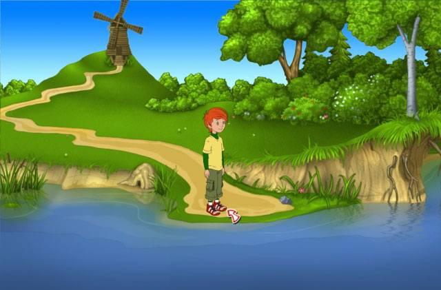Иллюстрация 1 из 3 для Трое из Простоквашино. Путешествие на плоту (2CDpc)   Лабиринт - софт. Источник: Юлия7