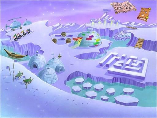 Иллюстрация 1 из 5 для Тим и Тома на Южном полюсе: Для детей 6-9 лет | Лабиринт - книги. Источник: Юлия7