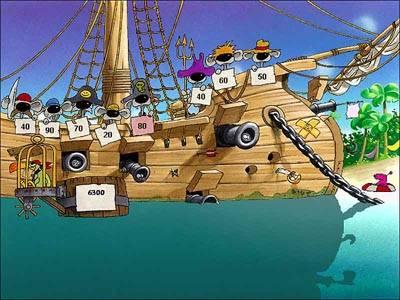 Иллюстрация 1 из 4 для Тим и Тома. Встреча с пиратами   Лабиринт - книги. Источник: Юлия7