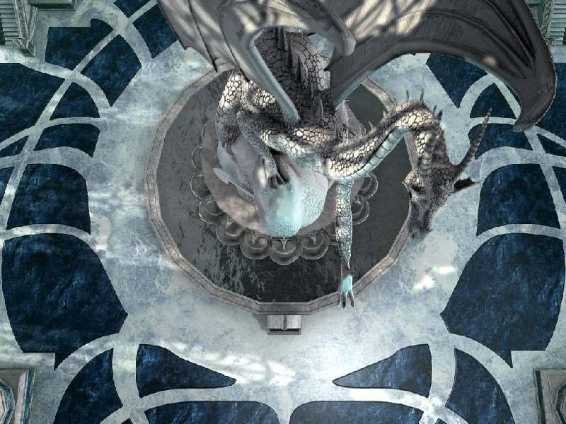 Иллюстрация 1 из 3 для Keepsake. Тайна долины драконов (DVD) | Лабиринт - книги. Источник: Юлия7