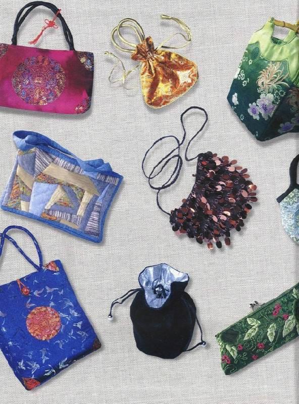 Иллюстрация 1 из 19 для Стильные сумки от пляжных до гламурных - Анна Чудновская   Лабиринт - книги. Источник: Panterra