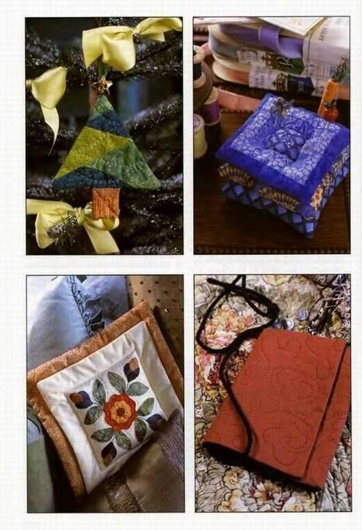 Иллюстрация 1 из 3 для Лоскутное шитье: покрывала, подушки, мелочи для кухни - Донна Кулер | Лабиринт - книги. Источник: Panterra