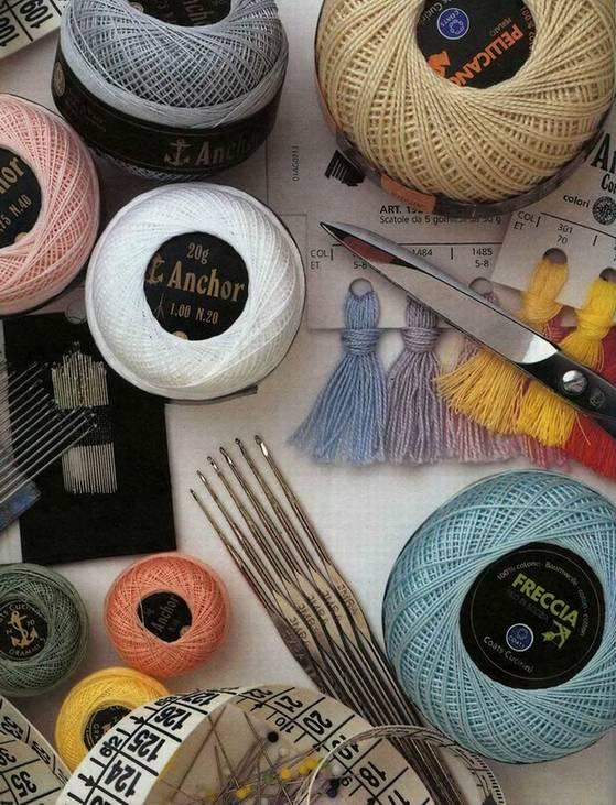 Иллюстрация 1 из 9 для Вязание в технике филе | Лабиринт - книги. Источник: Panterra