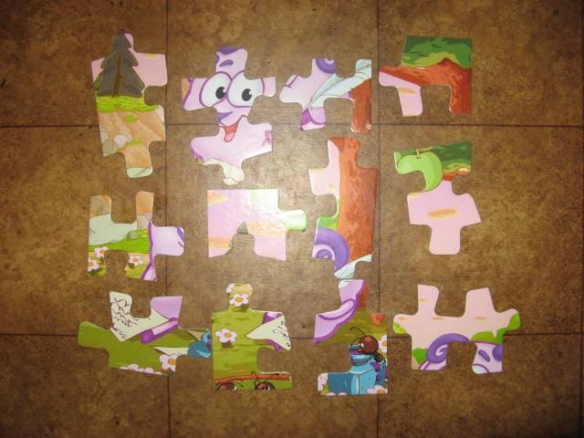 Иллюстрация 1 из 5 для Развивающая мозаика. Смешарики. Бараш | Лабиринт - игрушки. Источник: libe