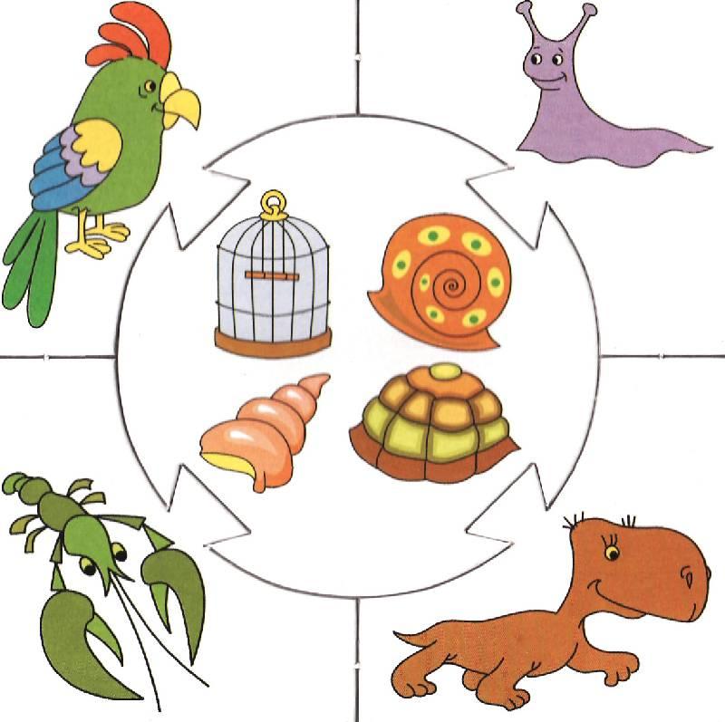 Иллюстрация 1 из 11 для Кто в домике живет? Игра/12132, 00053/ | Лабиринт - игрушки. Источник: OOlga
