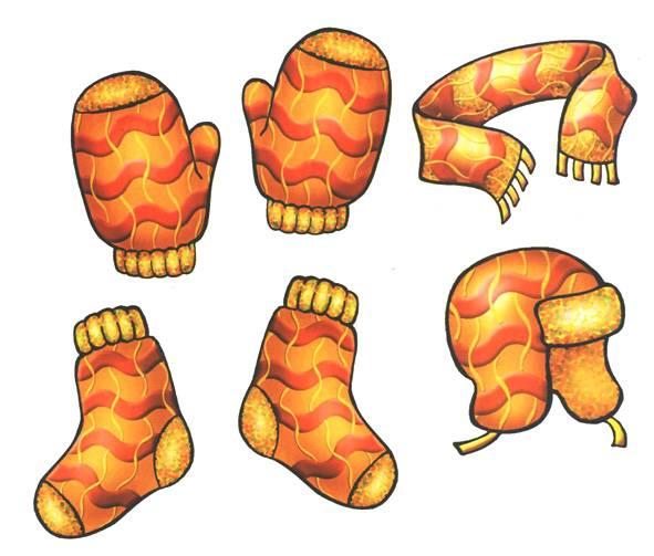 Иллюстрация 1 из 3 для Игра: Рукавички | Лабиринт - книги. Источник: OOlga