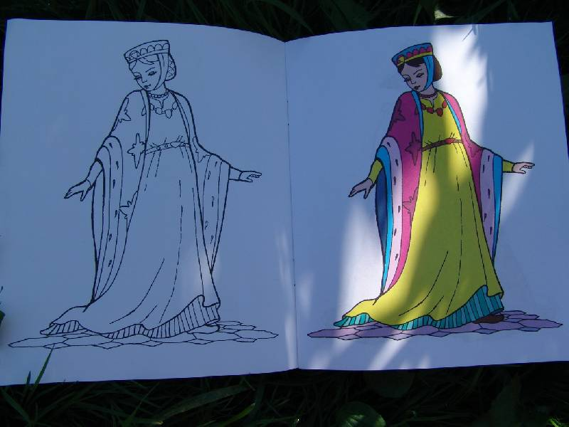 Иллюстрация 1 из 4 для Сказочные принцессы - Сергей Кузьмин | Лабиринт - книги. Источник: Лаванда