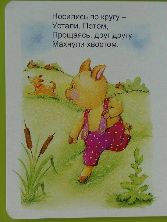 Иллюстрация 1 из 3 для Поросенок Хавроша: Стихи - Владимир Борисов | Лабиринт - книги. Источник: мама малыша