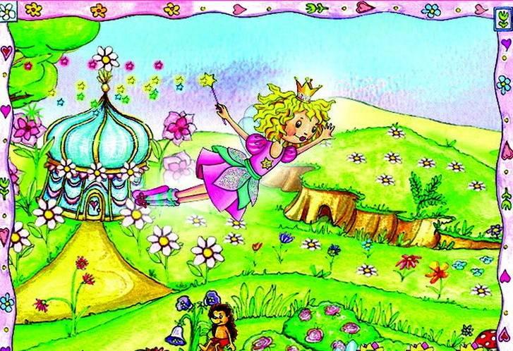Иллюстрация 1 из 3 для Бал принцессы Лилифи (CDpc)   Лабиринт - софт. Источник: Юлия7