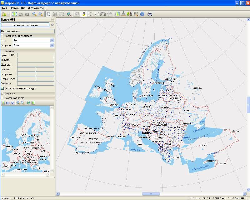 Иллюстрация 1 из 5 для Атлас автодорог Европы (PC CD) | Лабиринт - софт. Источник: Юлия7