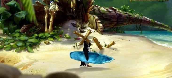Иллюстрация 1 из 4 для Лови волну! Каникулы на море (CDpc)   Лабиринт - софт. Источник: Юлия7