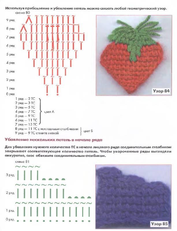 Иллюстрация 1 из 11 для Тунисское вязание. Техника. Узоры. Модели - Тамара Абизяева | Лабиринт - книги. Источник: Спанч Боб