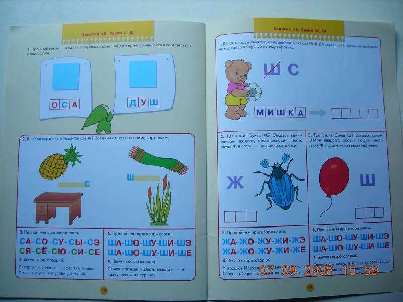 Иллюстрация 1 из 10 для Уроки грамоты.Развитие и обучение детей  от 4 до 5 лет. - Альфия Дорофеева | Лабиринт - книги. Источник: Плахова  Татьяна