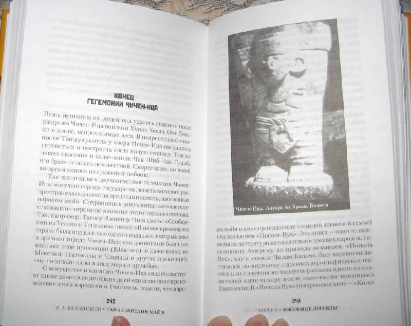 Иллюстрация 1 из 3 для Тайна жрецов майя - Владимир Кузьмищев | Лабиринт - книги. Источник: Читательница