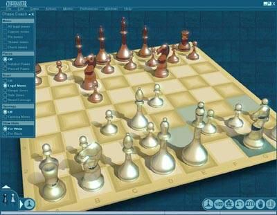 Иллюстрация 1 из 3 для 3 CD Chessmaster | Лабиринт - софт. Источник: Юлия7