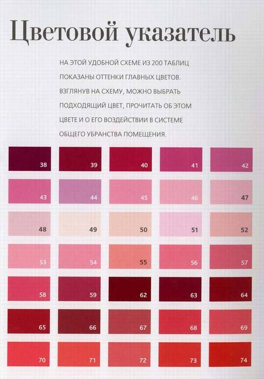 Энциклопедия цвета