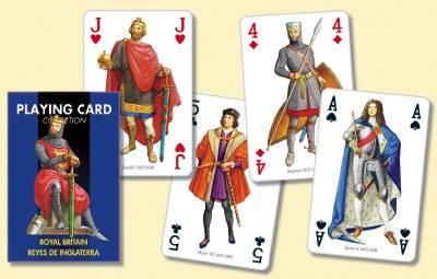 Иллюстрация 1 из 18 для Карты игральные: Королевство Британии | Лабиринт - сувениры. Источник: -=  Елена =-