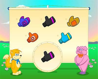 Иллюстрация 1 из 3 для Лесная школа 2. Задачки для малышей (Интерактивный DVD)   Лабиринт - софт. Источник: С  М В