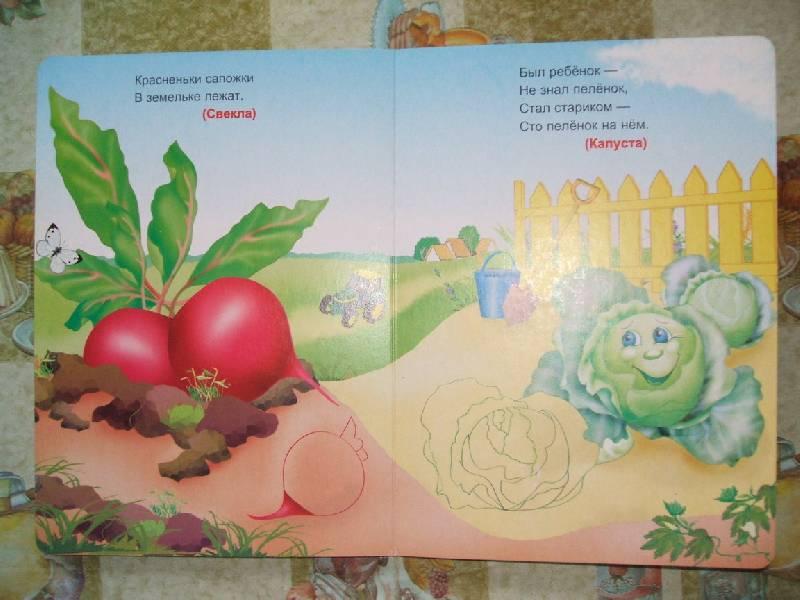 Иллюстрация 1 из 4 для Веселый огород (10 многоразовых наклеек) | Лабиринт - книги. Источник: ashatan