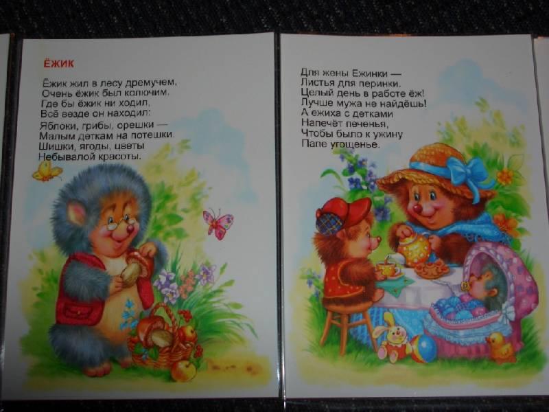 Иллюстрация 1 из 3 для Книжка-непромокашка: Ежик - Елена Зайцева | Лабиринт - книги. Источник: sher