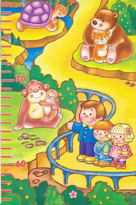Иллюстрация 1 из 3 для Ростомеры. В зоопарке | Лабиринт - игрушки. Источник: Ёжик