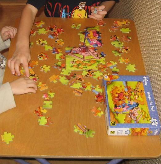 Иллюстрация 1 из 3 для Step Puzzle-104 82106 Винни Пух | Лабиринт - игрушки. Источник: акка