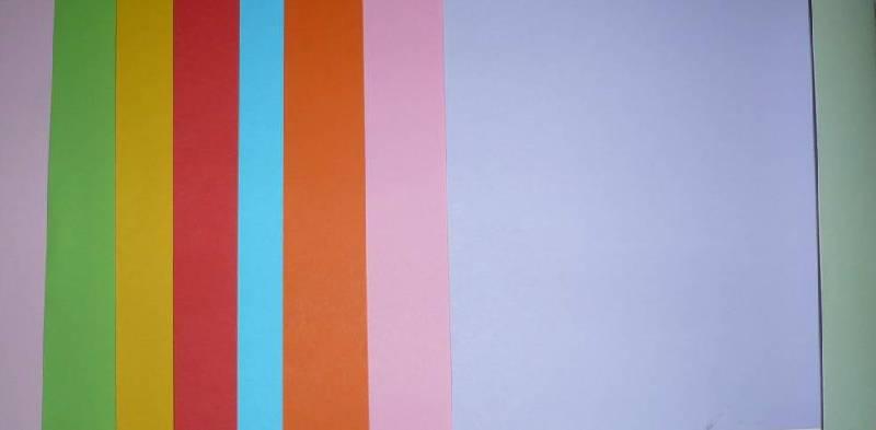 Иллюстрация 1 из 3 для Цветная бумага для оригами 8 цветов 8 листов  Домик в лесу (С26301) | Лабиринт - канцтовы. Источник: Лора76756465
