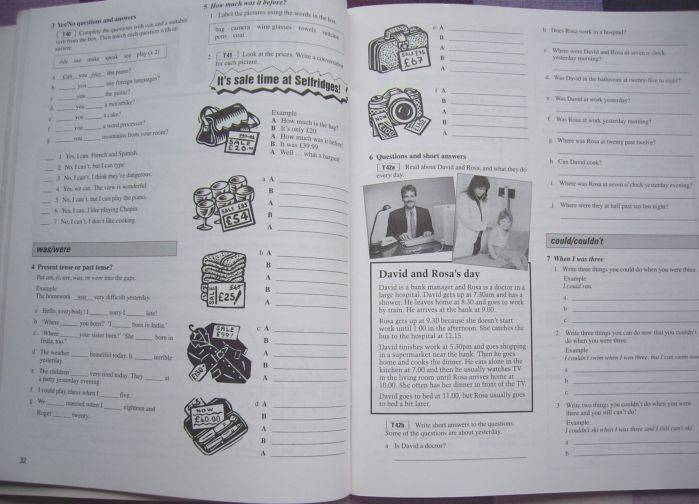 Иллюстрация 1 из 2 для New Headway Elementary (Workbook with key) - Liz&John Soars | Лабиринт - книги. Источник: enotniydrug