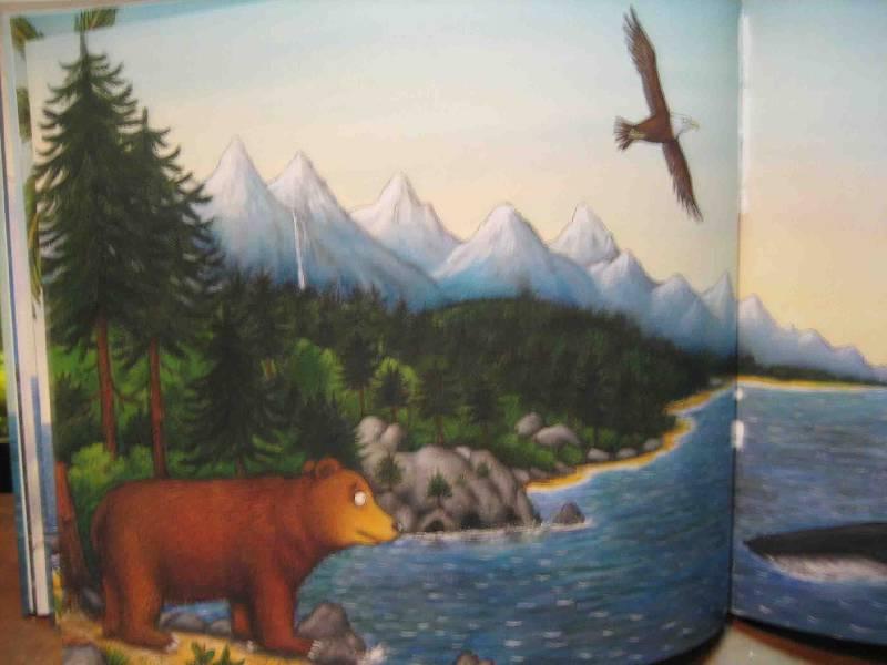 Иллюстрация 137 из 138 для Улитка и Кит - Джулия Дональдсон | Лабиринт - книги. Источник: Трухина Ирина