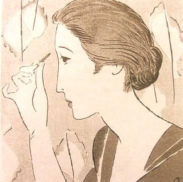 Иллюстрация 1 из 5 для На ложе любви. Из японской поэзии Серебряного века - Акико Есано   Лабиринт - книги. Источник: Rumeur